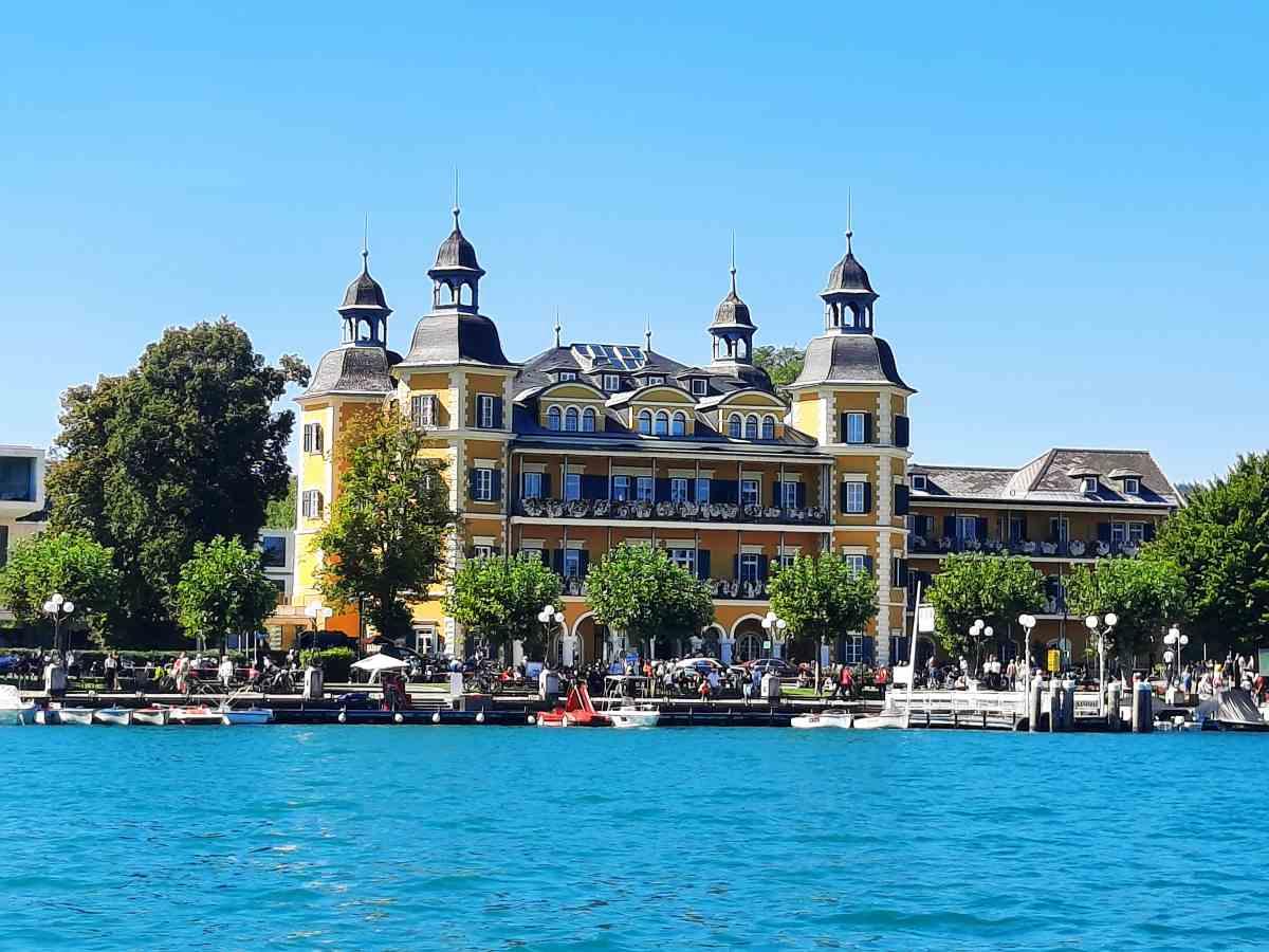 Schloss Hotel am Wörthersee